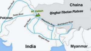 Real-location of Mount Kailash in Tibet [Chaina]